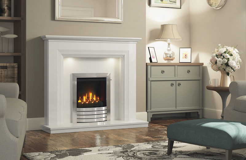 Elgin And Hall Odella Lincoln Stove Gas Fires